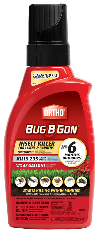 Ortho® Bug B Gon® Insect Killer For Lawns & Gardens Concentrate 1