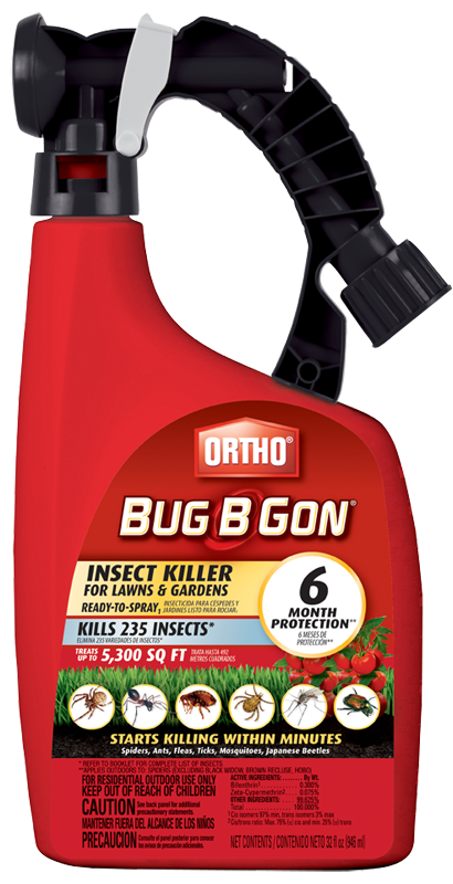 Ortho® Bug B Gon® Insect Killer For Lawns & Gardens Ready-To-Spray1