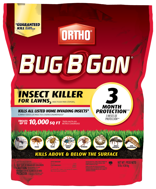 Ortho Bug B Gon Max Insect For Lawns Sub 3
