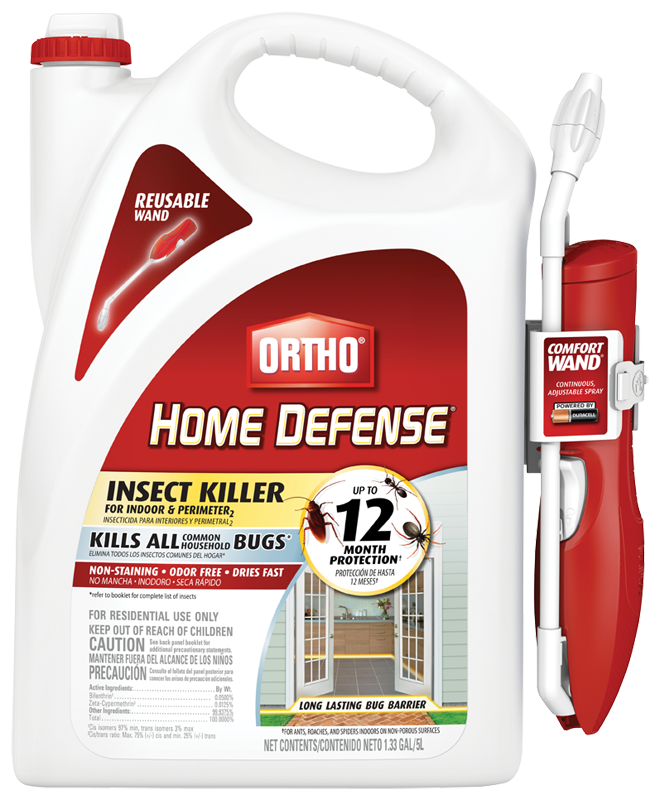 Ortho Home Defense Insect For Indoor Perimeter2with Comfort Wand Packshot