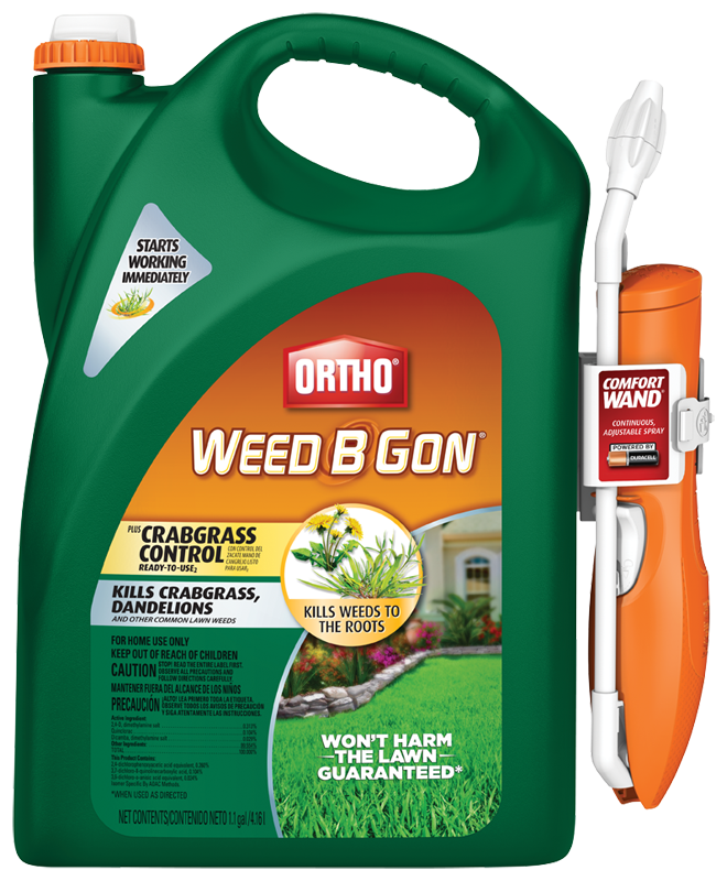 Ortho® Weed B Gon® Plus Crabgrass Control Ready-To-Use2