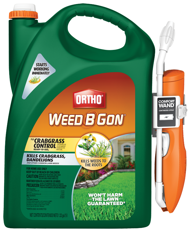 The 9-Minute Rule for Best Liquid Weed Killers