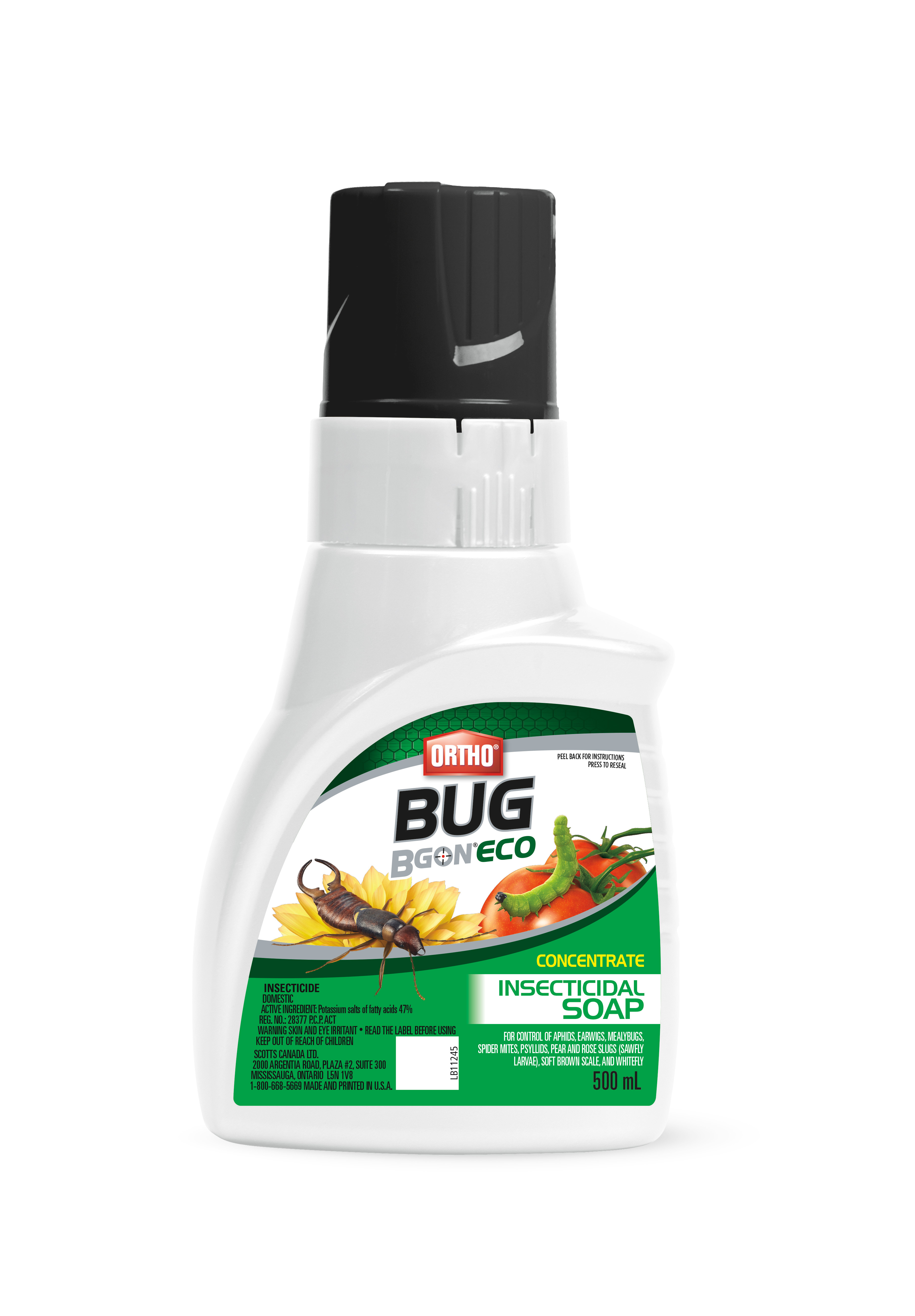 Ortho Bug B Gon Eco Insecticidal Soap Concentrate