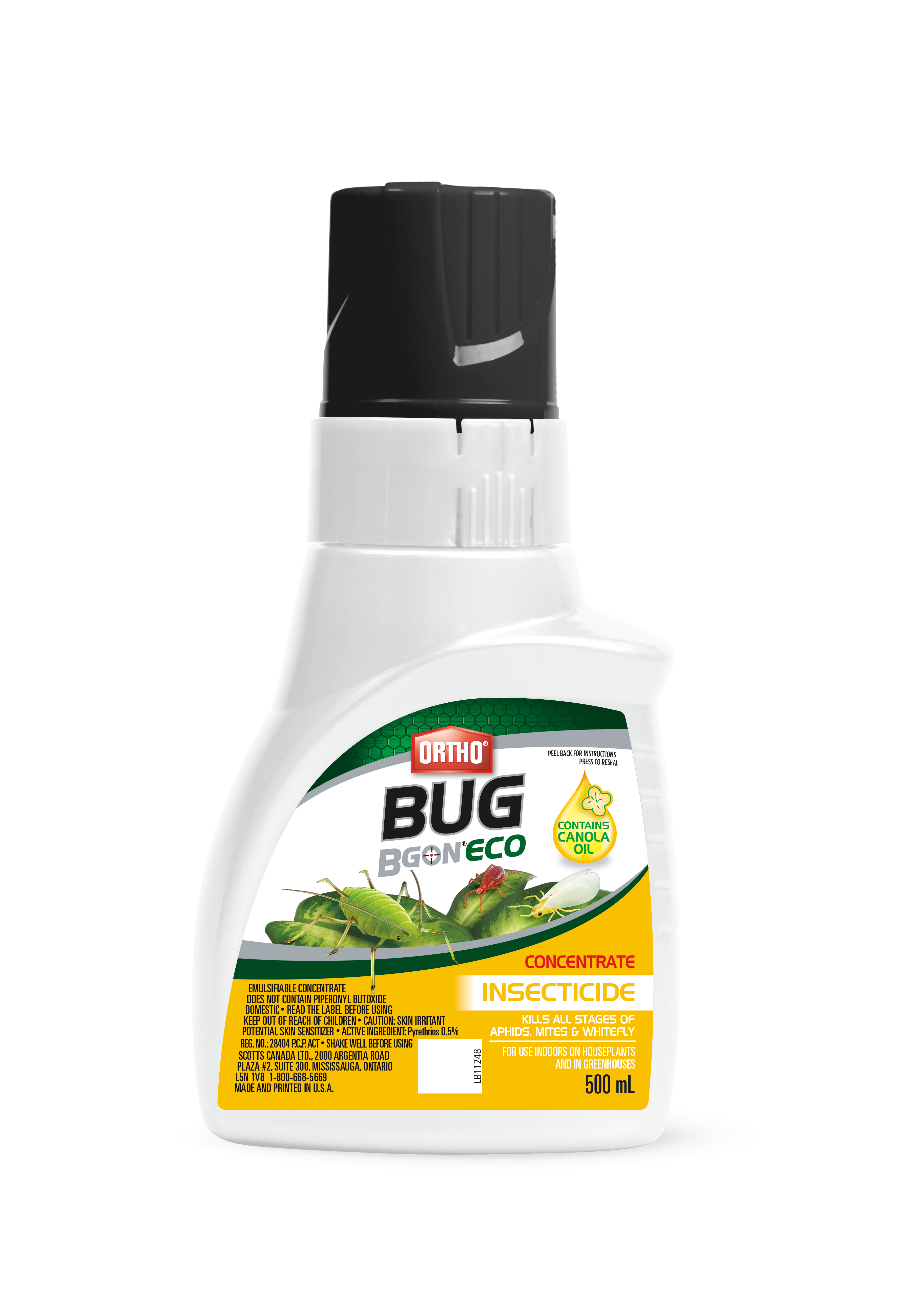 Ortho Bug B Gon Eco Insecticide Concentrate Canada