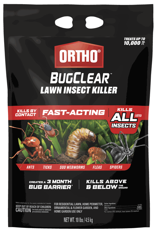 Ortho Bugclear Lawn Insect Killer Ortho