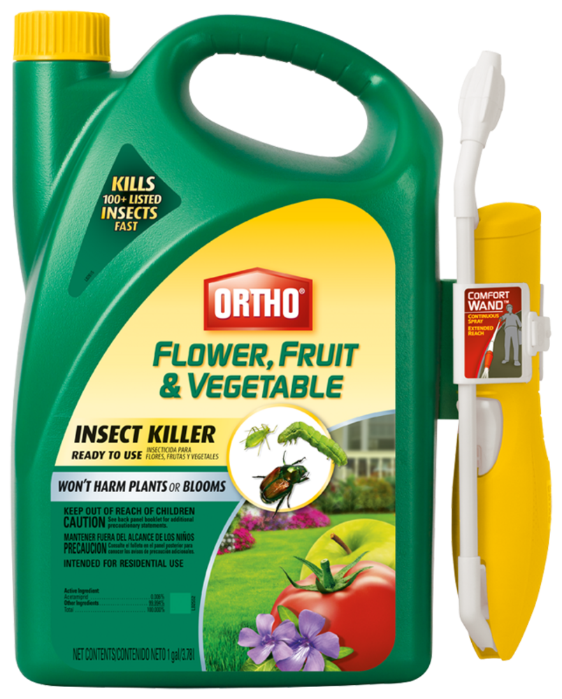 Ortho Flower Fruit And Vegetable Insect Killer Ready To Use Garden Insect And Disease Control
