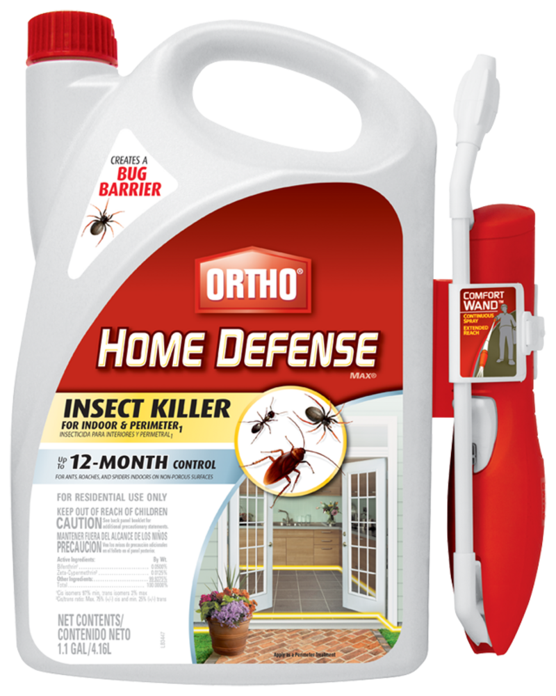 Ortho Home Defense Max Bed Bugs Reviews