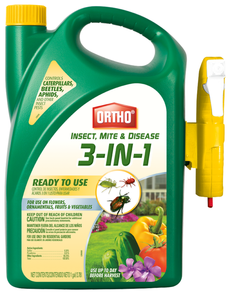 Ortho® Insect, Mite & Disease 3-in-1 Ready to Use