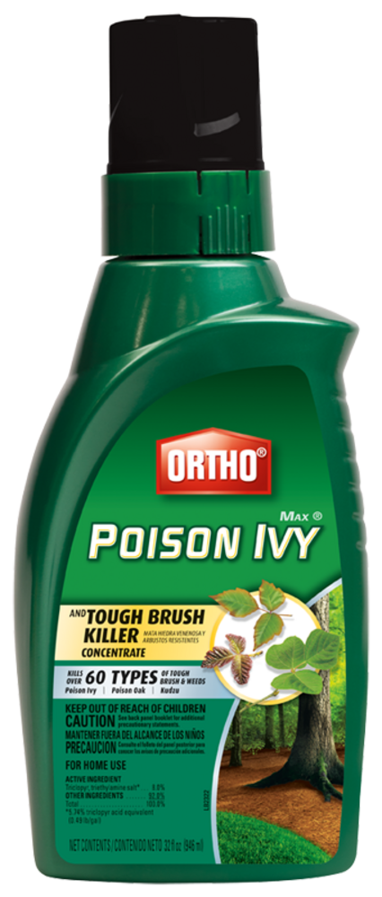 Ortho Max Poison Ivy And Tough Brush Killer Concentrate