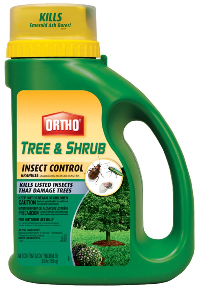 Ortho Tree And Shrub Insect Control Ready To Use Granules Garden Insect And Disease Control Ortho