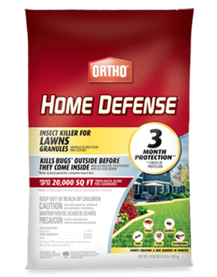 Ortho® Home Defense Indoor & Perimeter