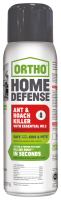 Ortho® Home Defense® Ant & Roach Killer with Essential Oils Packshot