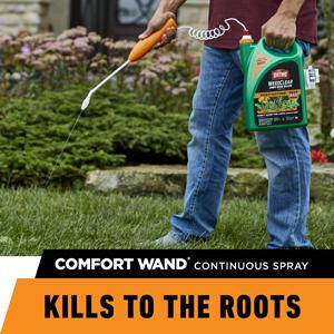 Ortho® WeedClear™ Lawn Weed Killer Ready-to-Use with Comfort Wand