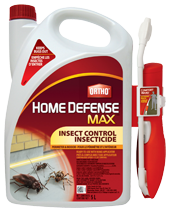 Home Defense Perimeter and Indoor Insect Control