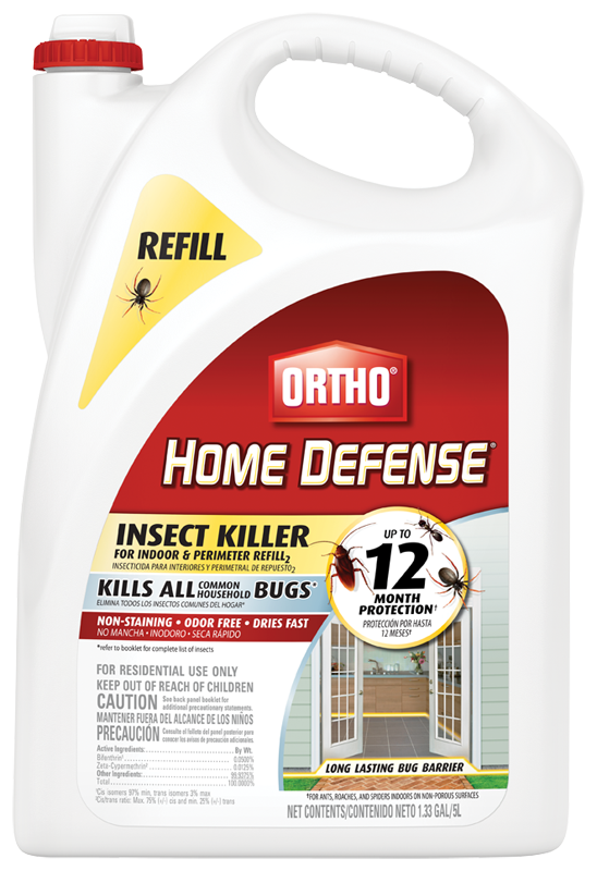 Ortho® Home Defense Insect Killer For Indoor & Perimeter2 Refill Packshot