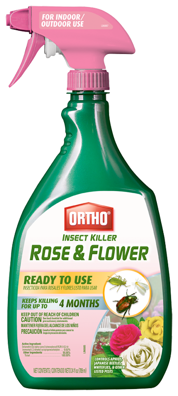Ortho® Insect Killer Rose & Flower Ready-To-Use Packshot