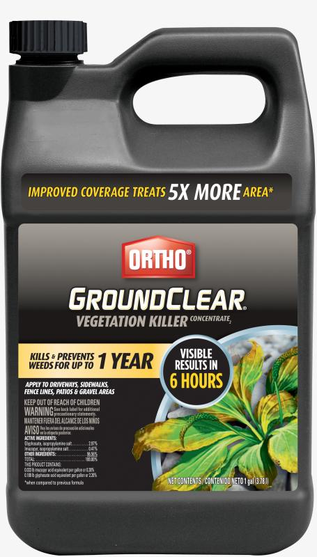 Ortho® Ground Clear® Vegetation Killer Concentrate 1 Gallon