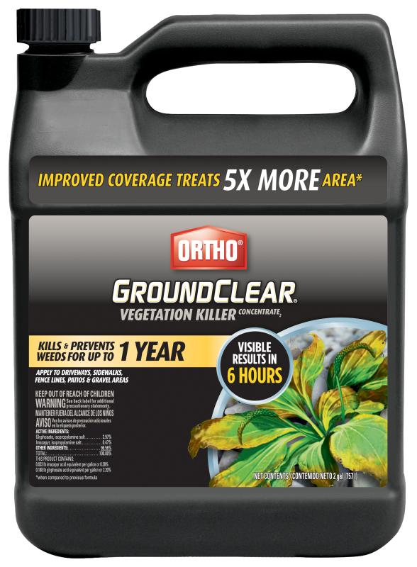 Ortho® Ground Clear® Vegetation Killer Concentrate 2 Gallon