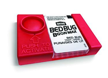 Ortho® Bed Bug B Gon MAX Bed Bug Trap