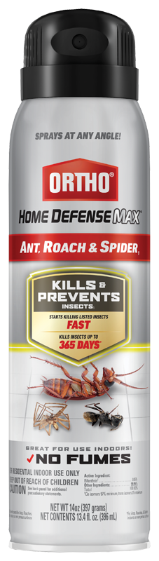 Ortho® Home Defense Max® Ant, Roach & Spider1 Front
