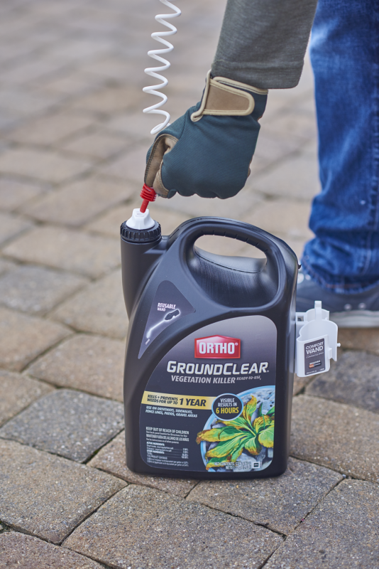 Ortho® GroundClear® Vegetation Killer Ready-to-Use