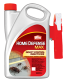 2L bottle of Ortho Home Defense Max Perimeter and Indoor Insect Control spray