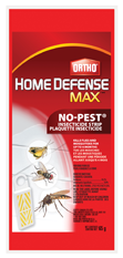 Ortho Home Defense Max No-Pest Insecticide Strip