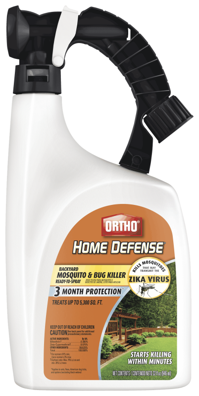 Ortho® Home Defense® Backyard Mosquito and Bug Killer Ready-To-Spray