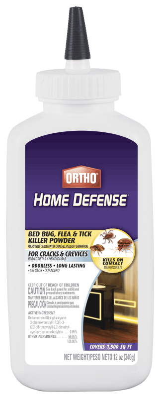 Ortho Home Defense Bed Bug Flea Tick Killer