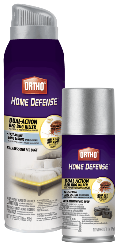 Defense Against Bed Bugs