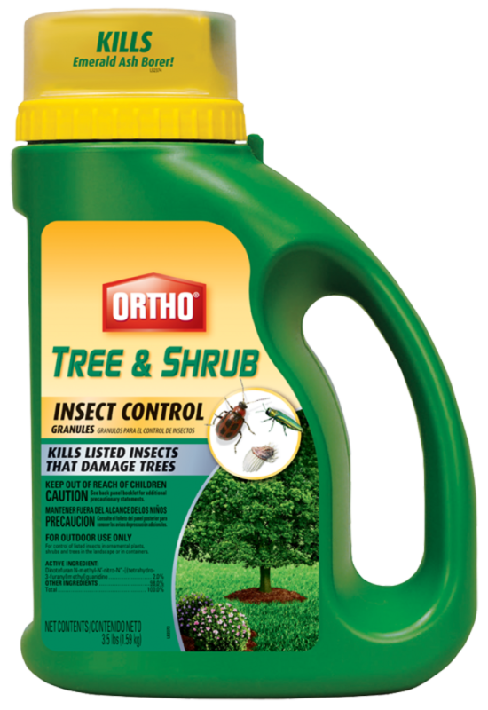 Ortho Tree And Shrub Insect Control Ready To Use Granules