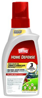 Ortho® Home Defense® Insect Killer for Lawn & Landscape Concentrate