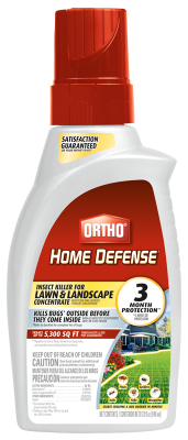 Ortho Home Defense Insect For Lawn Landscape Concentrate
