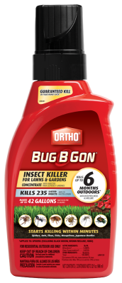Ortho Bug B Gon Insect For Lawns Gardens Concentrate