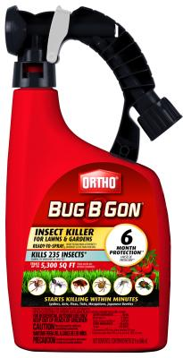 Ortho® Bug B Gon® Insect Killer For Lawns & Gardens Ready-To-Spray 1