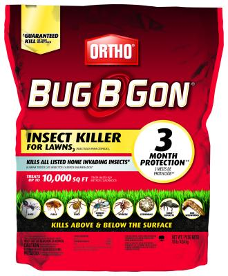 Ortho® Bug B Gon® MAX® Insect Killer For Lawns 3 (Granules)