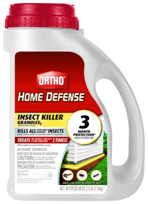 Ortho® Home Defense Insect Killer Granules 3