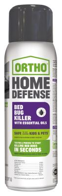 Ortho® Home Defense® Bed Bug Killer with Essential Oils