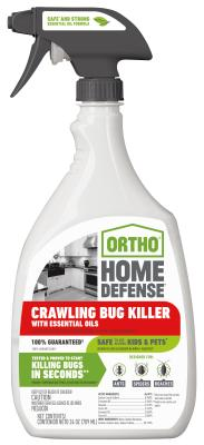 Ortho® Home Defense® Crawling Bug Killer with Essential Oils