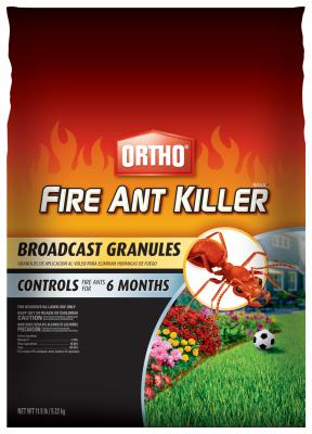Ortho® Fire Ant Killer Broadcast Granules