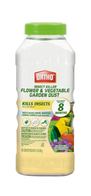 Ortho® Insect Killer Flower & Vegetable Garden Dust