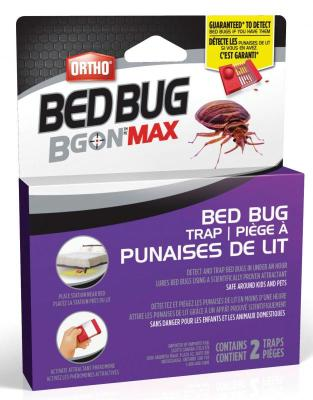 Ortho® Bed Bug B Gon® MAX Bed Bug Trap