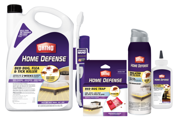 Ortho® Home Defense® Bed Bug Value Bundle