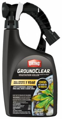 Ortho® GroundClear® Vegetation Killer Ready-To-Spray