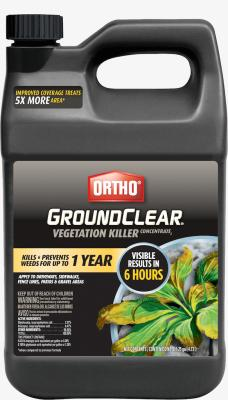Ortho® GroundClear® Vegetation Killer Concentrate 2