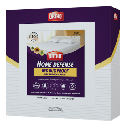 Ortho® Home Defense® Bed Bug Mattress or Box Spring Encasement