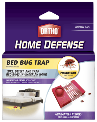 Ortho® Home Defense® Bed Bug Trap