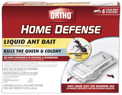 Ortho® Home Defense Liquid Ant Bait