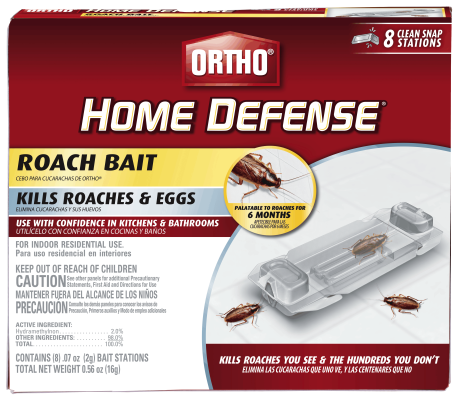 Ortho® Home Defense Roach Bait