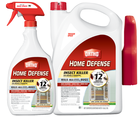 Ortho® Home Defense Insect Killer For Indoor & Perimeter 2